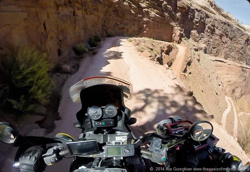 Downhill Shafer trail-3 xxx