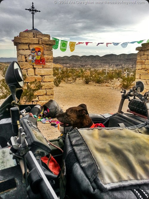 -Day of the Dead- in Terlingua. Texas-36