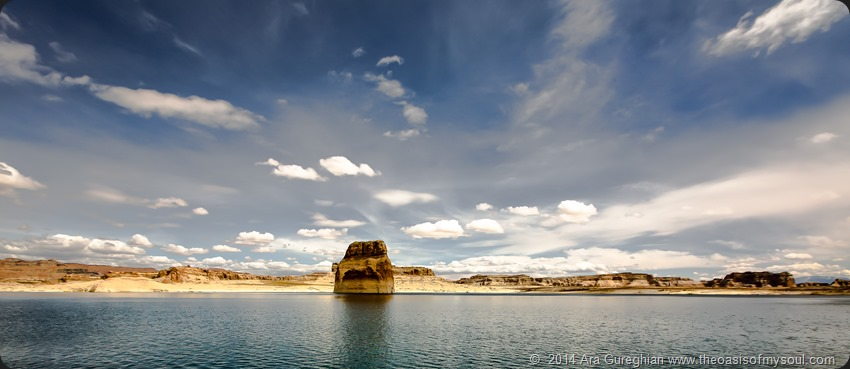 The Rock, Lake Powell, AZ PCTB 32