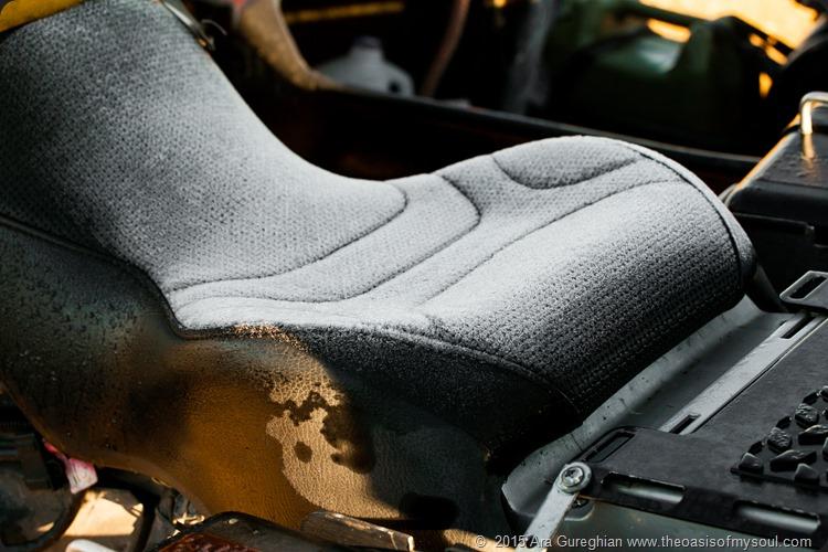 Frozen seat xxx