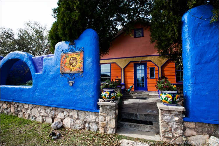 Eve's Garden, Bed and Breakfast, Marathon, Texas-3 x