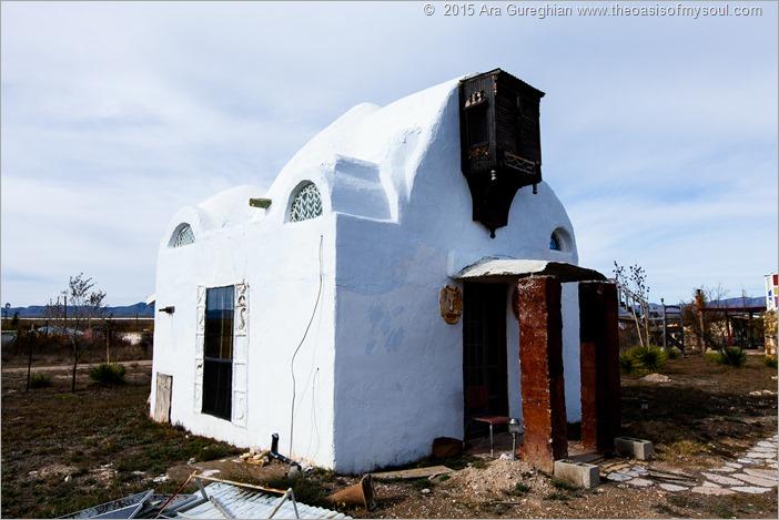 La Loma Del Chivo, Hostel, Marathon, Texas-11 x