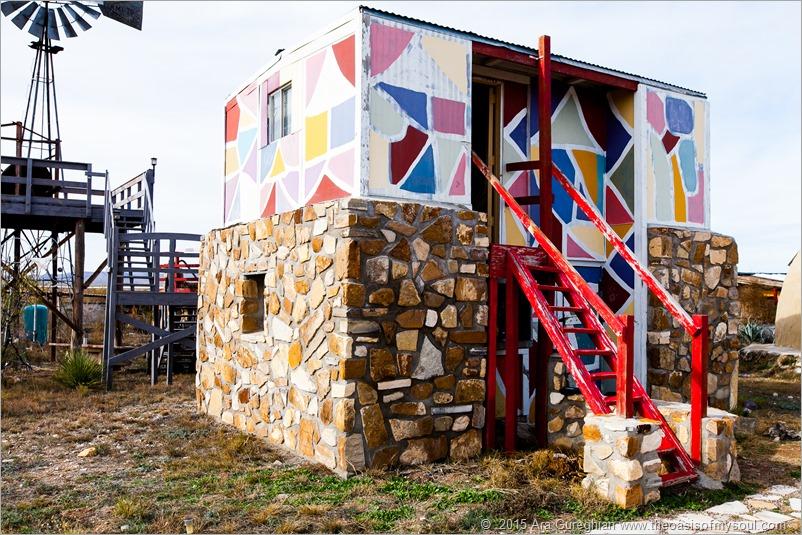 La Loma Del Chivo, Hostel, Marathon, Texas-12 x