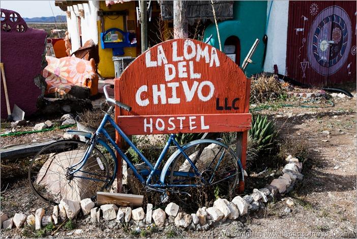 La Loma Del Chivo, Hostel, Marathon, Texas-3 x