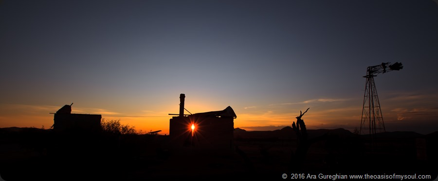 Windmill near Las Cruces xxx