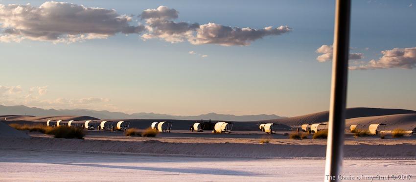 White Sand Dunes, NM-16 xxxx