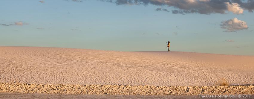 White Sand Dunes, NM-18 xxx