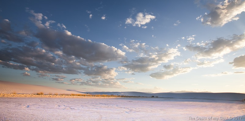 White Sand Dunes, NM-6 xxx