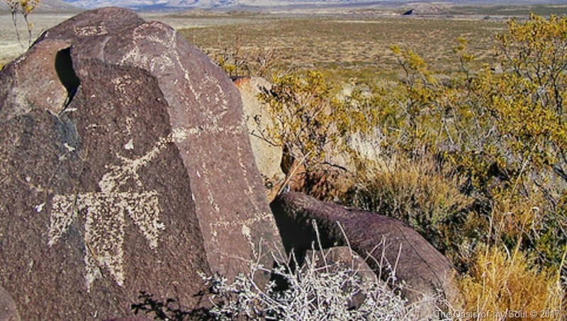 Three Rivers Petroglyphs 6