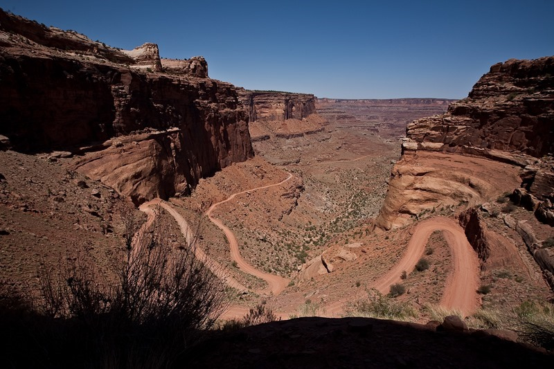Shaffer trail c xxxx