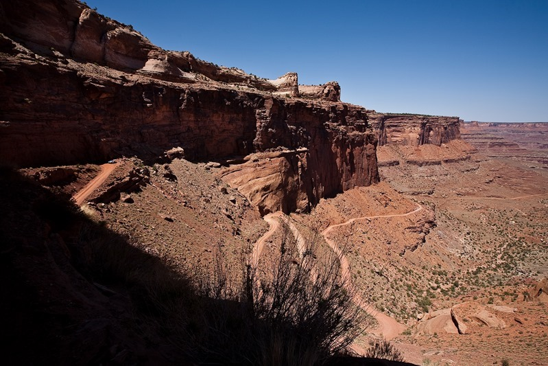 Shaffer trail d xxx